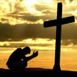 kneel-cross
