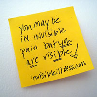 invisible pain