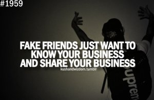 Fake-friends