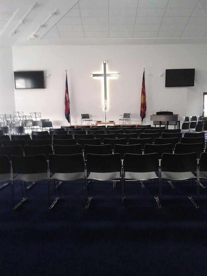 Bellshill SA worship hall