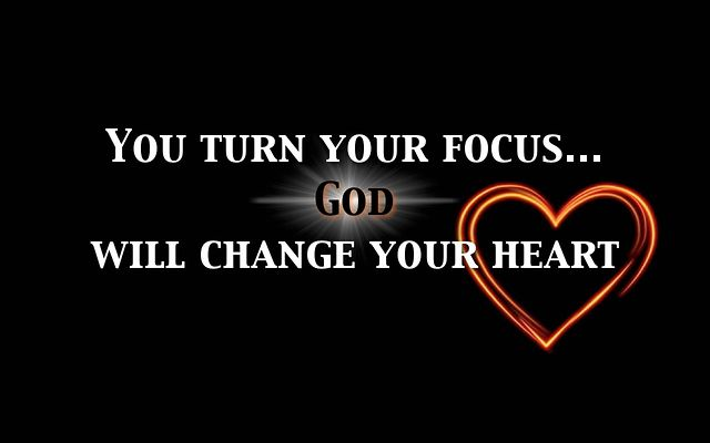 Turn your focus