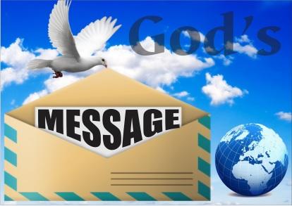 GOD`S MESSAGE
