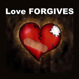 love forgives