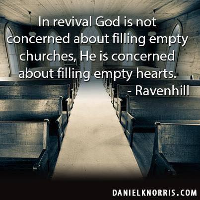 filling empty hearts