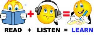 read listen learn