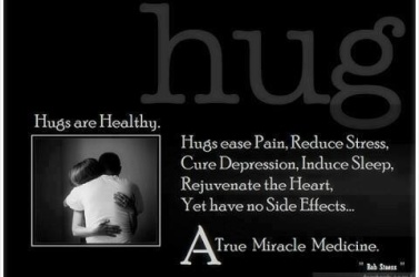 Image result for hugs for health