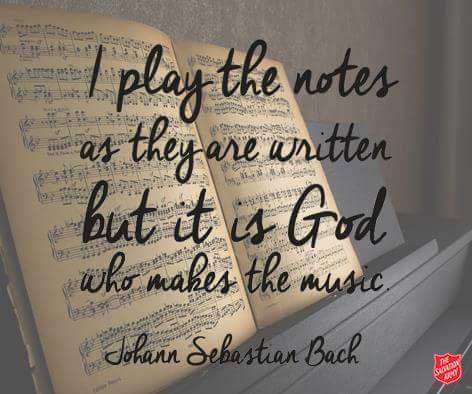 god makes the music