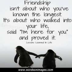 friendships-proved