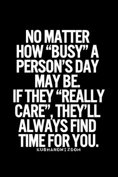 no-matter-how-busy