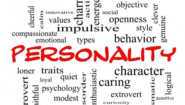 Personality | The Distinct Dot