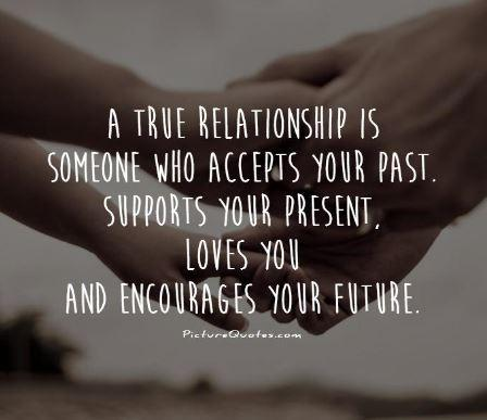 A true relationship | The Distinct Dot